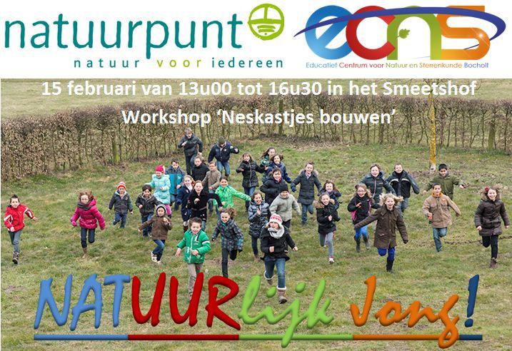 ECNS_Bocholt_Natuurpunt_Workshop_nestkastjes_voor_kinderen