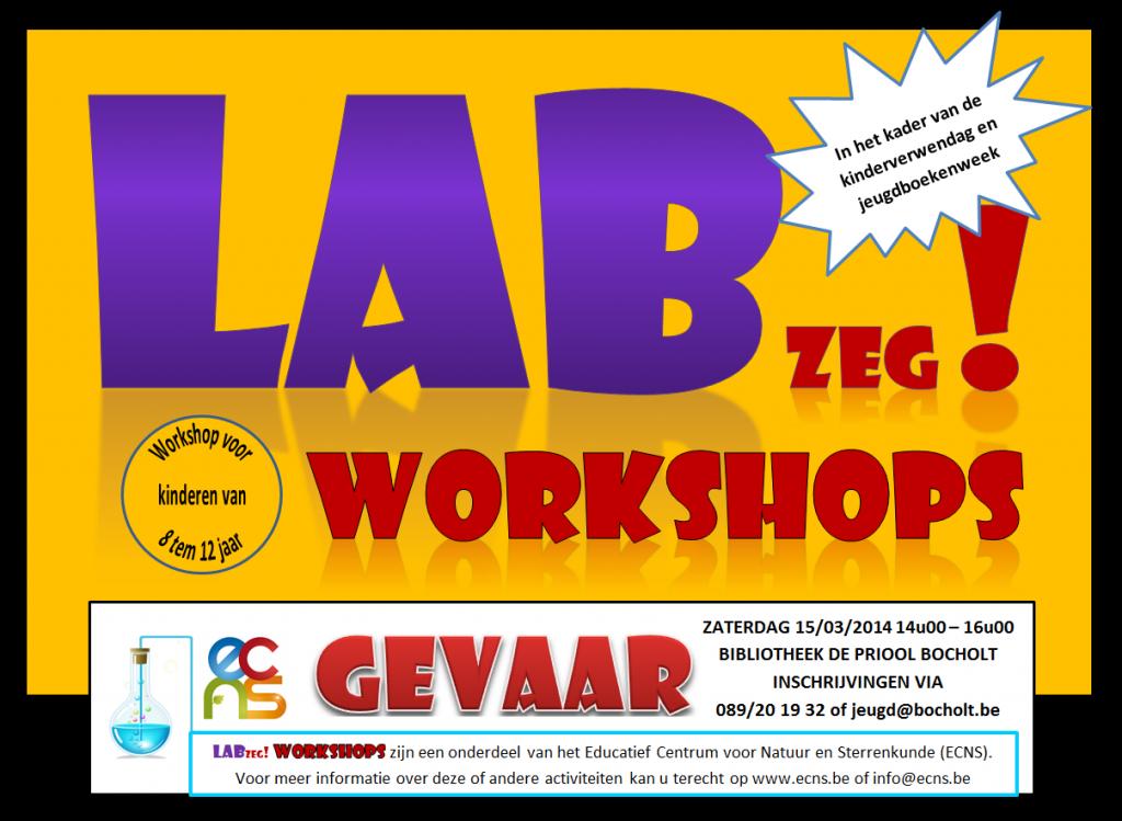 LABzeg Workshop GEVAAR