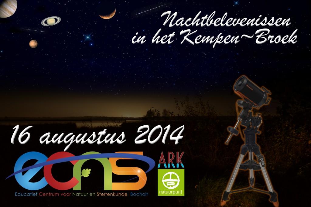 Nachtbelevenissen in het Kempen-Broek