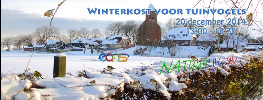 Winterkost voor tuinvogels 2014