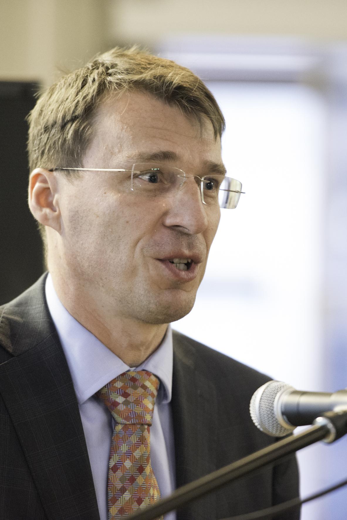 Ambassadeur Jaroslav Kurfürst