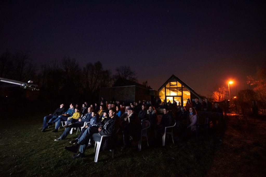 Earth Hour 2019 De Wulp Neerpelt
